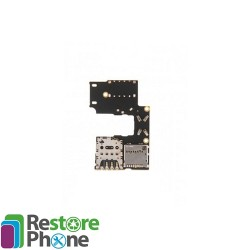 Lecteur SIM + Micro SD Motorola G3 (XT1541)