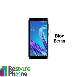 Reparation Bloc Ecran Asus Zenfone Max M1 (ZB555KL)