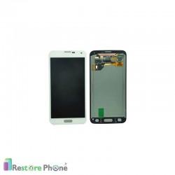 Bloc Ecran + Tactile Galaxy S5 (G900)