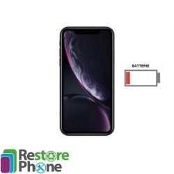 Reparation Batterie iPhone XR