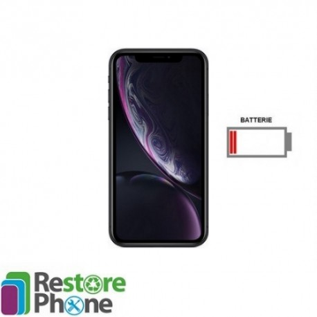 Reparation Batterie iPhone XR