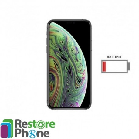 Reparation Batterie iPhone XS