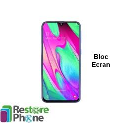 Reparation Bloc Ecran Galaxy A40 (A405)