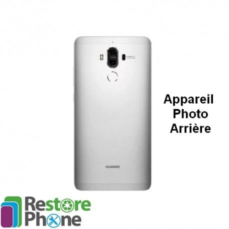 Reparation Appareil Photo Huawei Mate 9