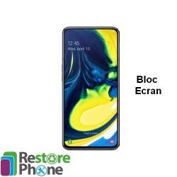 Reparation Bloc Ecran Galaxy A80 (A805)