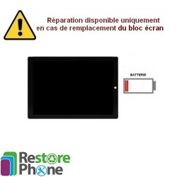 Reparation Batterie Microsoft Surface Pro 3