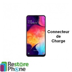 Reparation Connecteur de Charge Galaxy A50 (A505)