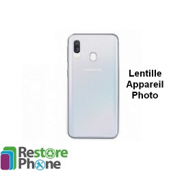 Reparation Lentille Appareil Photo Galaxy A40 (A405)