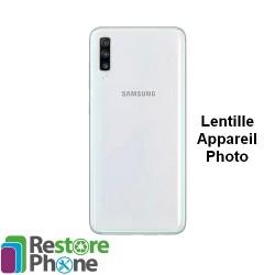 Reparation Lentille Appareil Photo Galaxy A70 (A705)