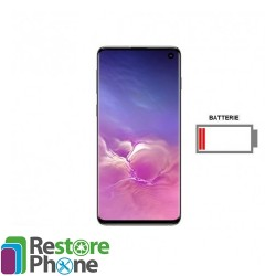Reparation Batterie Galaxy S10 (G973)