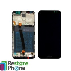 Bloc ecran chassis + batterie Huawei Mate 10 Lite
