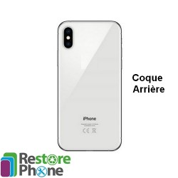 Reparation Coque Arriere iPhone XS