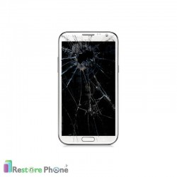 Réparation Bloc Ecran Galaxy Note 2 (N7100)
