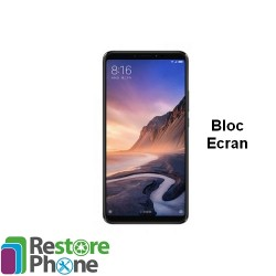 Reparation Bloc Ecran Xiaomi Mi Max 3