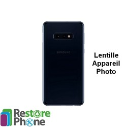Reparation Lentille Appareil Photo Arriere Galaxy S10e