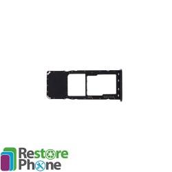 Tiroir SIM + micro SD Galaxy A50 (A505)
