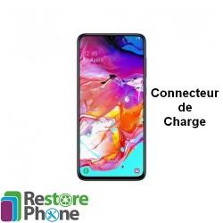 Reparation Connecteur de Charge Galaxy A70 (A705)