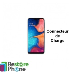 Reparation Connecteur de Charge Galaxy A20e (A202)