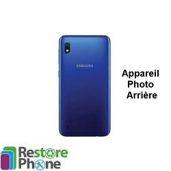 Reparation Appareil Photo arriere Galaxy A10 (A105)