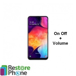 Reparation On Off Volume Galaxy A50 (A505)