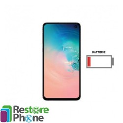 Reparation Batterie Galaxy S10e (G970)