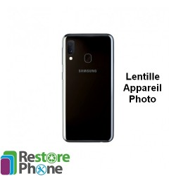 Reparation Lentille Appareil Photo Galaxy A20e (A202)