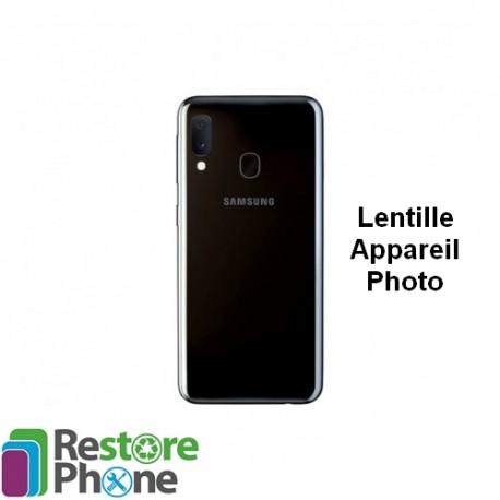 Reparation Lentille Appareil Photo Galaxy A20e (A202)