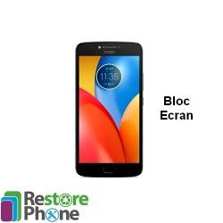 Réparation Bloc Ecran Motorola E4 Plus