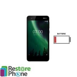 Reparation Batterie Nokia 2